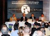La Consejer�a de Empresa re�ne a los ayuntamientos y pol�gonos industriales para coordinar la oferta de suelo industrial con Seremur