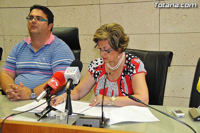 El concejal de Participación Ciudadana y la Defensora del Vecino anuncian la creación de la figura del mediador de conflictos vecinales - 3, Foto 3