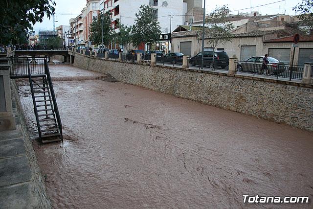 Llovió más en primavera en la Región de Murcia que en los últimos años, pero la temperatura subió 0,6ºC, Foto 1