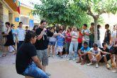 """La concejal de Educación asiste a la clausura del programa """"Expo Prado 2009 """"8 meses, 8 valores"""""""