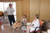 Puerto Lumbreras colabora con el Centro Regional de Hemodonación a través de la Campaña de Donación de Sangre
