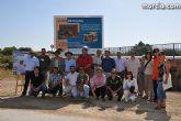 Alhama inaugura el primer Paso de Fauna del Tej�n habilitado en nuestra regi�n