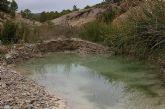 Agricultura solicita la colaboraci�n de los propietarios privados de balsas en Sierra Espuña para la conservaci�n de anfibios