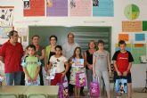El Ayuntamiento de Puerto Lumbreras entrega los Premios de la Campaña Crece en Seguridad