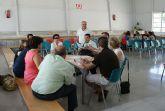 Puerto Lumbreras acoge la I Jornada de Convivencia de la FEAFES Región de Murcia