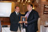 El Alcalde de Puerto Lumbreras recibe la Medalla de Plata de ASDE Exploradores de la Región de Murcia