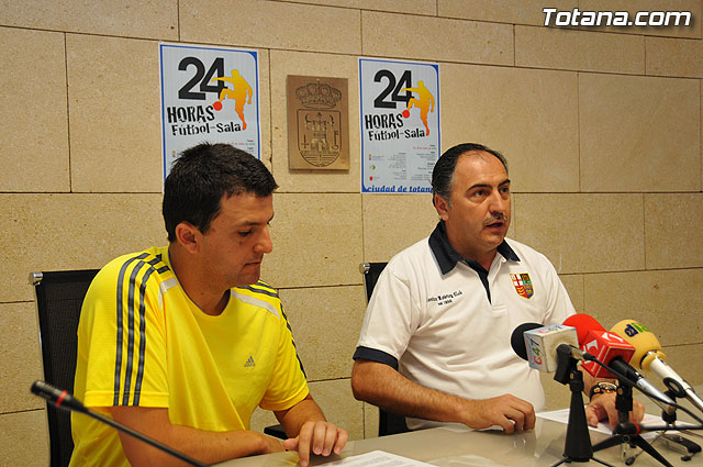 The 24 hours of football they kick off the activities carried out in the Summer Sports
