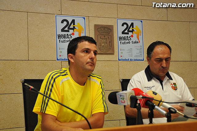 Las 24 horas de fútbol sala dan el pistoletazo de salida a las actividades enmarcadas dentro del Verano Polideportivo - 3, Foto 3