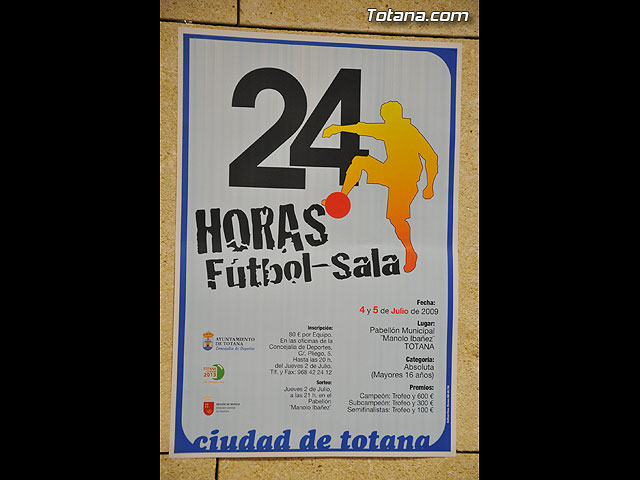 Las 24 horas de fútbol sala dan el pistoletazo de salida a las actividades enmarcadas dentro del Verano Polideportivo - 4, Foto 4