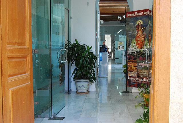 The Totana Tourist Office moves to