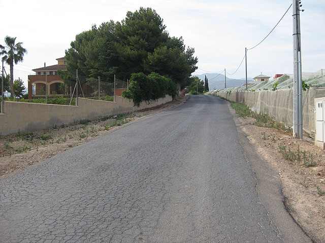 They start street lighting works in the way of the deputation Yesares