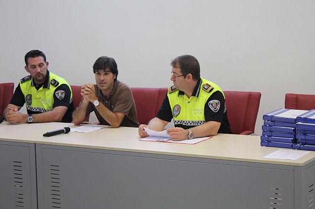 Inaugurado un curso de protección de indicios en Torre Pacheco - 1, Foto 1