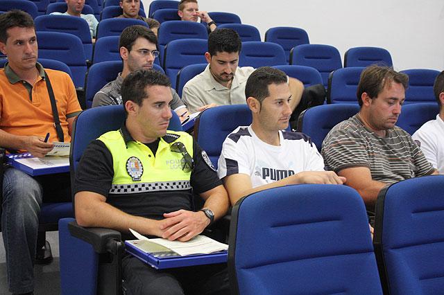 Inaugurado un curso de protección de indicios en Torre Pacheco - 2, Foto 2