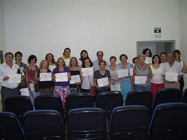Clausurado curso de voluntariado - 1, Foto 1