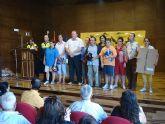 Entrega de premios del curso de educación vial