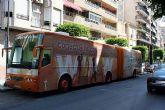 Esta semana estará en Alcantarilla el aula móvil que recorre los municipios de la Región