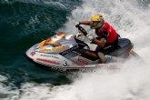 El Campeonato de España de motos acuáticas siguió su andadura este pasado fin de semana en Sanxenxo