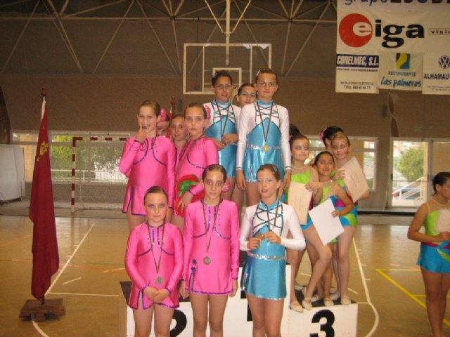 Las alumnas de la Escuela Deportiva Municipal de Gimnasia Rítmica participaron el pasado fin de semana en la Competición Interescuelas - 4, Foto 4