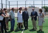 El Gobierno de España invierte en Puerto Lumbreras 2,3 millones de euros para las 14 obras del Fondo Estatal de Inversión Local