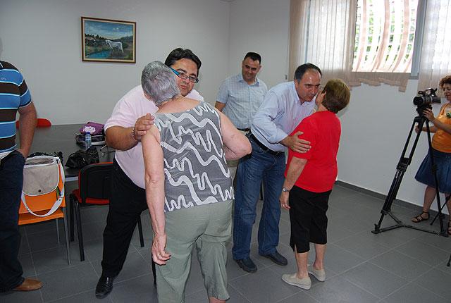 Los usuarios del centro de mayores de El Paretón reciben diplomas - 4, Foto 4