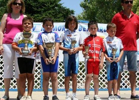 El CC Santa Eulalia disputó los campeonatos regionales de ciclismo senior y máster en Mazarrón - 2, Foto 2