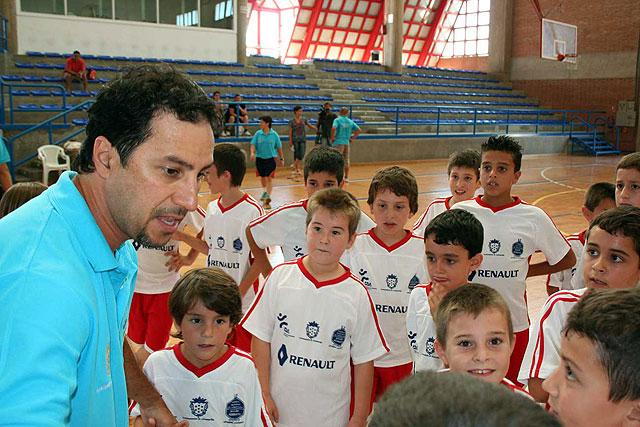 """Más de 35 alumnos en el II Campus Municipal de Fútbol Sala Paulo Roberto """"¿Juegas Conmigo?"""" - 1, Foto 1"""