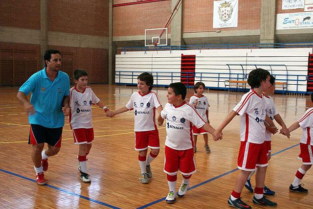 """Más de 35 alumnos en el II Campus Municipal de Fútbol Sala Paulo Roberto """"¿Juegas Conmigo?"""" - 2, Foto 2"""