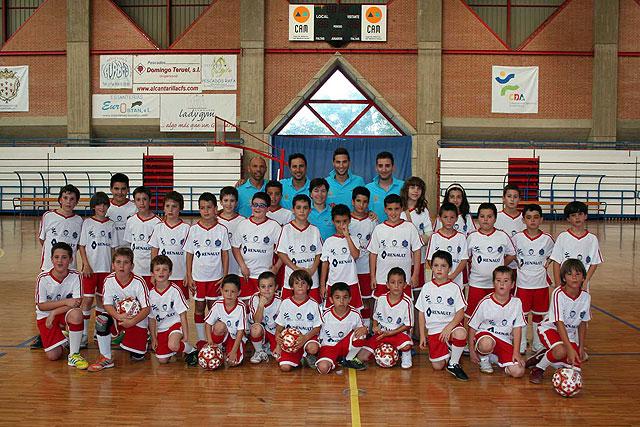 """Más de 35 alumnos en el II Campus Municipal de Fútbol Sala Paulo Roberto """"¿Juegas Conmigo?"""" - 3, Foto 3"""