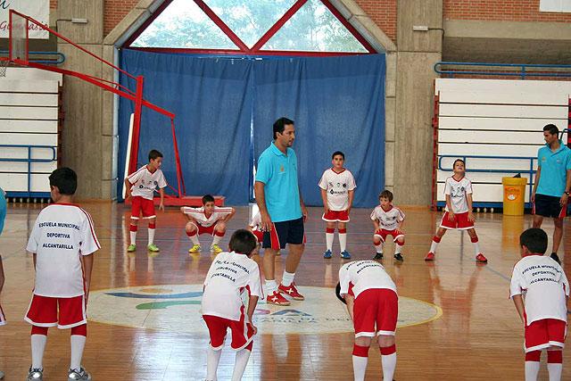 """Más de 35 alumnos en el II Campus Municipal de Fútbol Sala Paulo Roberto """"¿Juegas Conmigo?"""" - 4, Foto 4"""