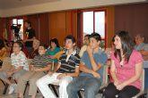 Entrega de Diplomas a los Alumnos de la Escuela de Música de la Peña El Molinicio