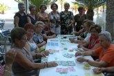 Se clausura la temporada de actividades y talleres llevados a cabo durante todo el año por la Asociación de Amas de Casa 'Las Tres Avemarías'