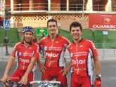 El CC Santa Eulalia disputó los campeonatos regionales de ciclismo senior y máster en Mazarrón