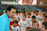 """Más de 35 alumnos en el II Campus Municipal de Fútbol Sala Paulo Roberto """"¿Juegas Conmigo?"""""""