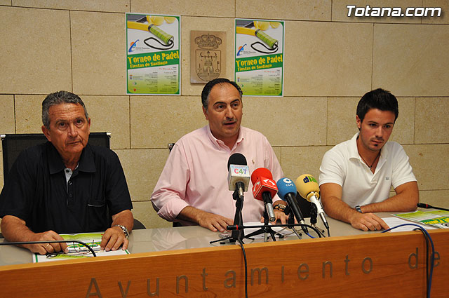 """The tournament I Paddle """"Fiestas de Santiago"""" will be held on 11 and 12 July at the Sports City"""