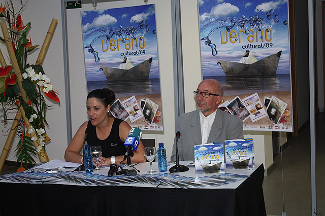 El Patronato ha presentado su programación cultural para el verano - 1, Foto 1