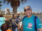 El Centro Ocupacional ha organizado varias salidas al Puerto de Mazarrón