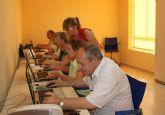 Puerto Lumbreras pone en marcha un Curso de Internet para mayores