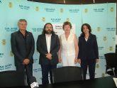 Ayuntamiento y Universidad de Murcia abordan la creación de un Aula de Mayores en el municipio