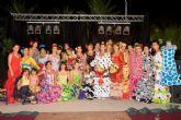 Los 'Aires de Mazarrón' celebran su gala flamenca