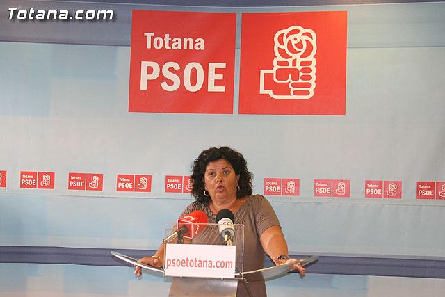 Rating plenary in June 2009 - Municipal Socialist Group