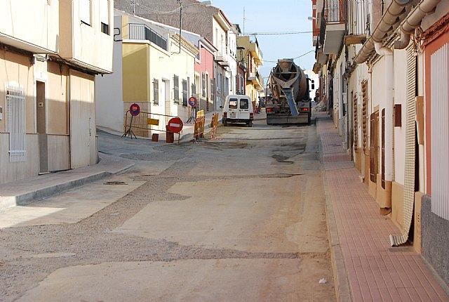 Comienzan las obras mejora en la red de saneamiento en los barrios de la Era Alta, Olímpico y las Peras - 2, Foto 2