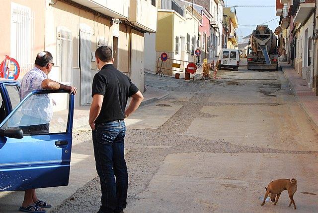 Comienzan las obras mejora en la red de saneamiento en los barrios de la Era Alta, Olímpico y las Peras - 3, Foto 3