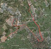 Proponen que el nuevo tranvía circule por la mediana de las avenidas Juan de Borbón, Juan Carlos I y Ronda de Levante