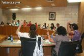 El Pleno del ayuntamiento de Totana apoya al ciclista murciano Alejandro Valverde