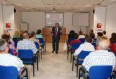 Puerto Lumbreras acoge la conferencia 'Eterna Juventud' de Salvador Zamora