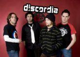 El grupo de rock totanero DISCORDIA actuará en el concierto del 4 de septiembre en Totana