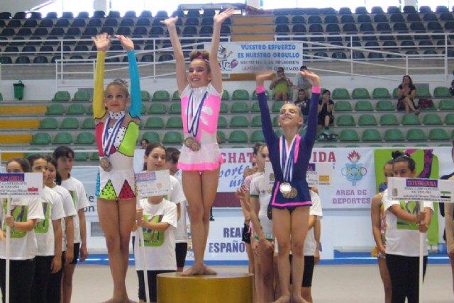 Una Gimnasta de Torre Pacheco se proclama campeona de España - 2, Foto 2