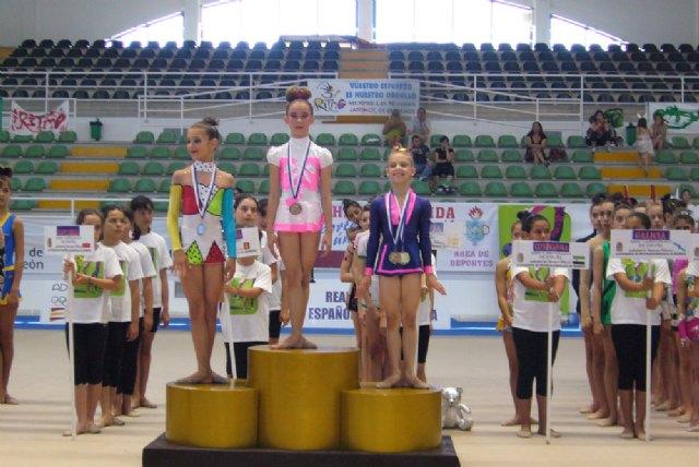 Una Gimnasta de Torre Pacheco se proclama campeona de España - 3, Foto 3