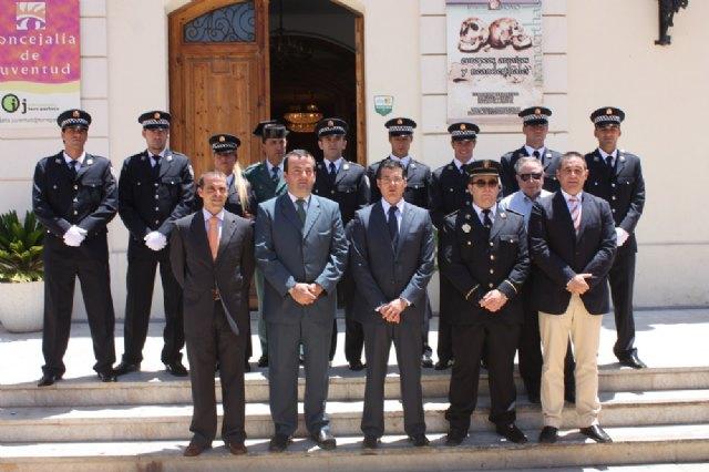 Ocho nuevos agentes de Policía Local en Torre Pacheco - 1, Foto 1