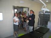 Sanidad invierte 3,2 millones de euros en el nuevo Centro de Salud de la pedanía murciana de La Ñora